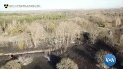 Chernobyl, incêndios ameaçam central nuclear desativada