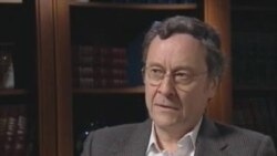 VOA Senior Correspondent André de Nesnera