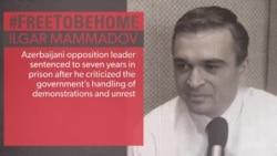 #FreeToBeHome: Ilgar Mammadov