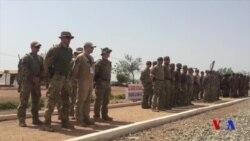Exercice militaire Flintlock 2018 à Ouagadougou (vidéo)