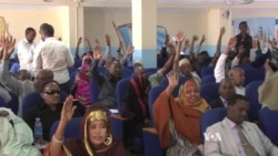 Somali Parliament Forces PM to Dissolve Cabinet