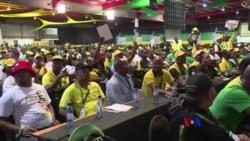 2017-12-18 美國之音視頻新聞: 南非執政黨舉行新領袖選舉