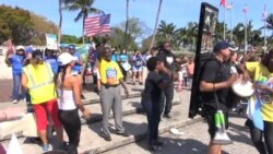 Exhortan a evitar protestas vandálicas en Estados Unidos