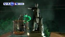 Mỹ: Tượng Tổng thống Miền Nam bị dỡ bỏ