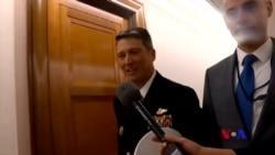 川普讓退伍軍人事務部長人選自行決定進退