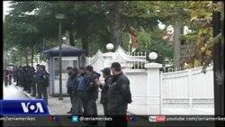Serbia tërheq diplomatët nga Shkupi
