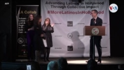 Iniciativa para aumentar Latinos en Hollywood