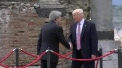 Започна Самитот на Г7 во Сицилија, Италија