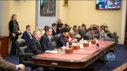 Погіршення ситуації із правами людини в Криму стало темою обговорення в американському Конгресі. Відео