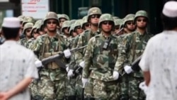 中国军力发展系列报道(4):中国军队的维稳角色