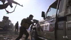 Peshmerga Forces Recapture Villages from ISIS