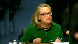 Clinton Prepares for High-stakes Benghazi Testimony