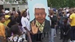 世界各国领袖与名人悼念曼德拉
