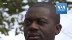 Le lanceur d'alerte congolais appelle à la non-violence