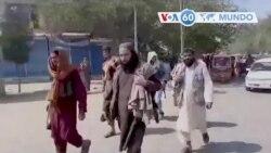 Manchetes mundo 9 Agosto: Afeganistão - Talibãs invadiram a cidade de Sar e-Pul