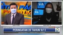 Laporan Langsung VOA untuk MetroTV: Peringati 20 Tahun 9/11, Joe Biden Kunjungi Tiga Lokasi Serangan