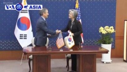 Hàn Quốc chi trả thêm tiền để Mỹ triển khai quân đội