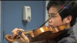 Ryan Susanto: Pemain Biola Remaja Berbakat, Anggota The Magical String of Youth
