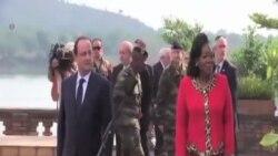 奧朗德:法國尋求維護中非共和國的統一
