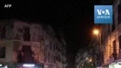 Première manifestation nocturne contre la présidentielle du 12 décembre