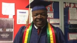 Howard University Graduate Admonish Deda Speaks on President Barack Obama Commencement Speech