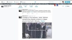 ONU pide protección para población civil