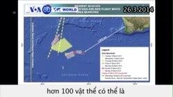 100 vật thể đáng nghi được thấy trên vệ tinh (VOA60)