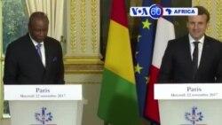 Manchetes Africanas 23 Novembro 2017: Mnangagwa promete progresso no ZImbabué
