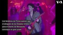 Fans de Prince piden que se abra una nueva investigación sobre su muerte