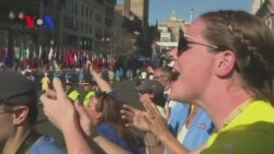 Boston Bounces Back One Year After Bombings (VOA On Assignment May 9 2014)
