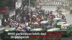 Polusi Udara di Asia Selatan