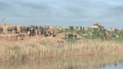 Related video of airstikes on Kirkuk, Kurdish Peshmerga forces