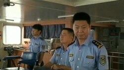 Trung Quốc tăng cường hạm đội tàu hải giám ở Biển Đông