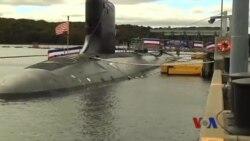 世界最先进核潜艇编队美国海军
