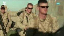 Военные США уходят из Афганистана
