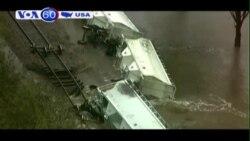 22.000 cư dân New Orleans chịu mất điện vì bão Patricia (VOA60)