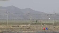 2016-01-13 美國之音視頻新聞: 疑似北韓無人機飛過南北分界線