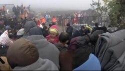 هشدار بلغارستان، صربستان و رومانی نسبت به بستن مرزهای خود به روی پناهجویان