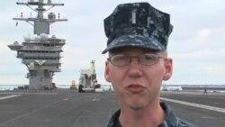 美国万花筒: 航空母舰是海上的堡垒