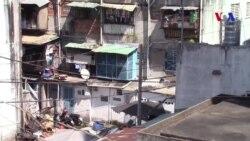 Chung cư cũ ở Sài Gòn