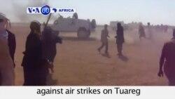 VOA60 Afrika: Tuaregs a kasar Mali, Janairu 22. 2015
