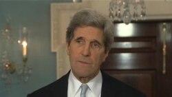 克里:如伊朗認真討論核問題 國際社會準備做出回應