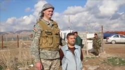 Western Volunteers Assist Kurds in Fight Against IS