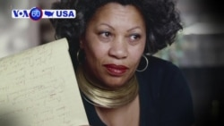 VOA60 America - Nobel Laureate Toni Morrison Dead at 88
