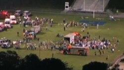 救援人員在德州爆炸現場找到14具屍體