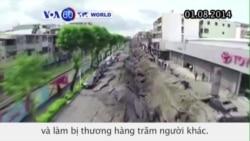 Nổ khí đốt dưới lòng đất ở Đài Loan, 25 người thiệt mạng (VOA60)