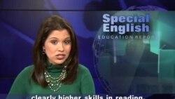 Anh ngữ đặc biệt: Preschool / Reading (VOA)