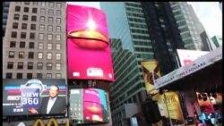 نیویارک کے ٹائمز اسکوائر میں دیوالی کی تقریبات