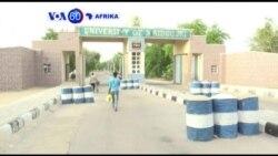 Chuo kikuu cha Maiduguri nchini Nigeria chachukuwa mbinu za kujilinda dhidi ya Boko Haram.