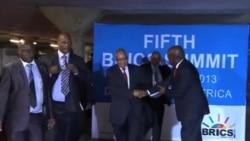 金砖峰会前南非与中国签署合作协议